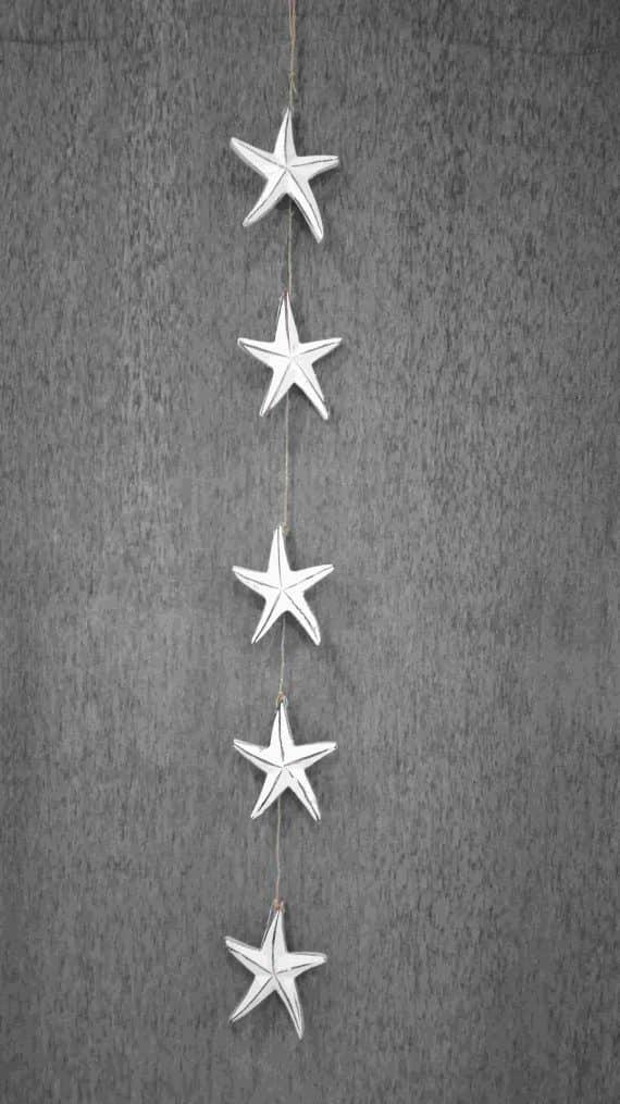 Colgador Estrellas