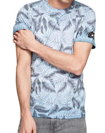 camiseta estampada pj