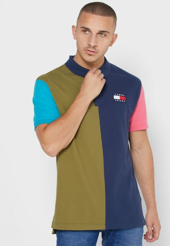 POLO MULTICOLOR - TOMMY HILFIGER